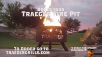 Outdoor BBQ Fire Pit by Traeger Grills - YouTube