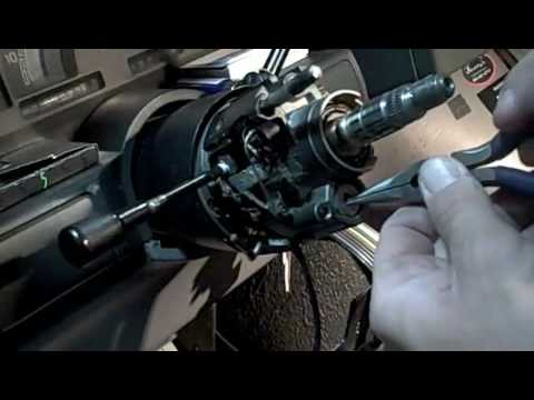 1990 Pontiac Firebird Wiring Schematic 91 Astrovan Column Tilt Repair Part 1 Of 2 Youtube