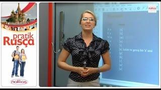 Rus Alfabesi 1: Kelimeler - Pratik Rusça Eğitimi