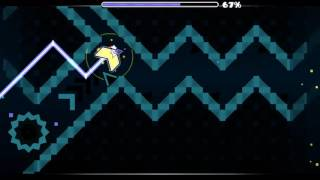 Geometry Dash - Sonic Wave (6th time)