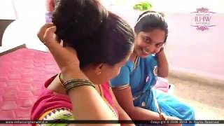 How to Comb Knee Long Hair | Hair Combing | Hair Care | Very Long Hair Care & Routine