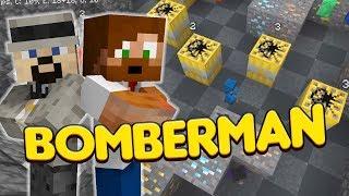 BOMBERMAN I MINECRAFT!