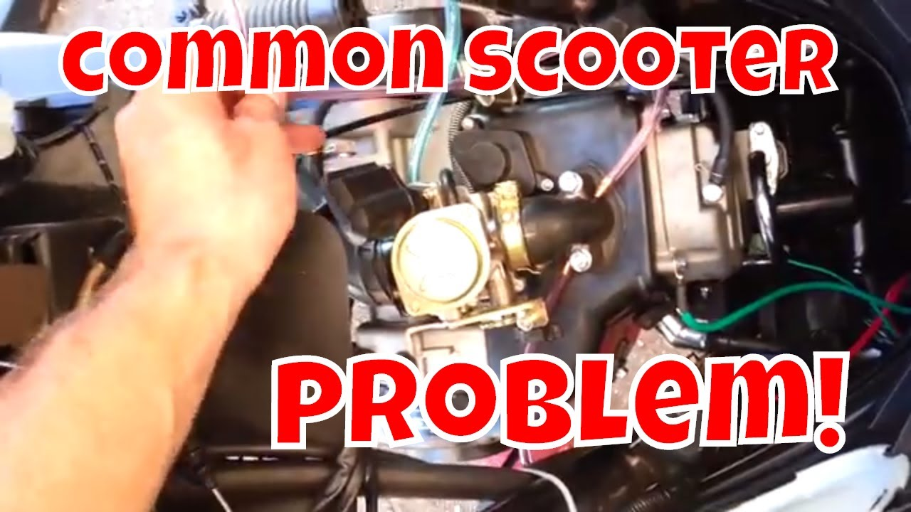 50cc Scooter Cdi Wiring Diagram Chinese Scooter Maintenance Upgrade Fuel Line Gy6 Qmb139