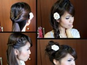 easy -school hairstyles