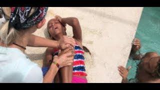 OH NO!! Mariah's Knee!!! 😭🙏🏽