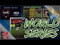 WORLD SERIES REWARDS & SET 8 PACKS - MLB THE SHOW 17 PACK OPENING