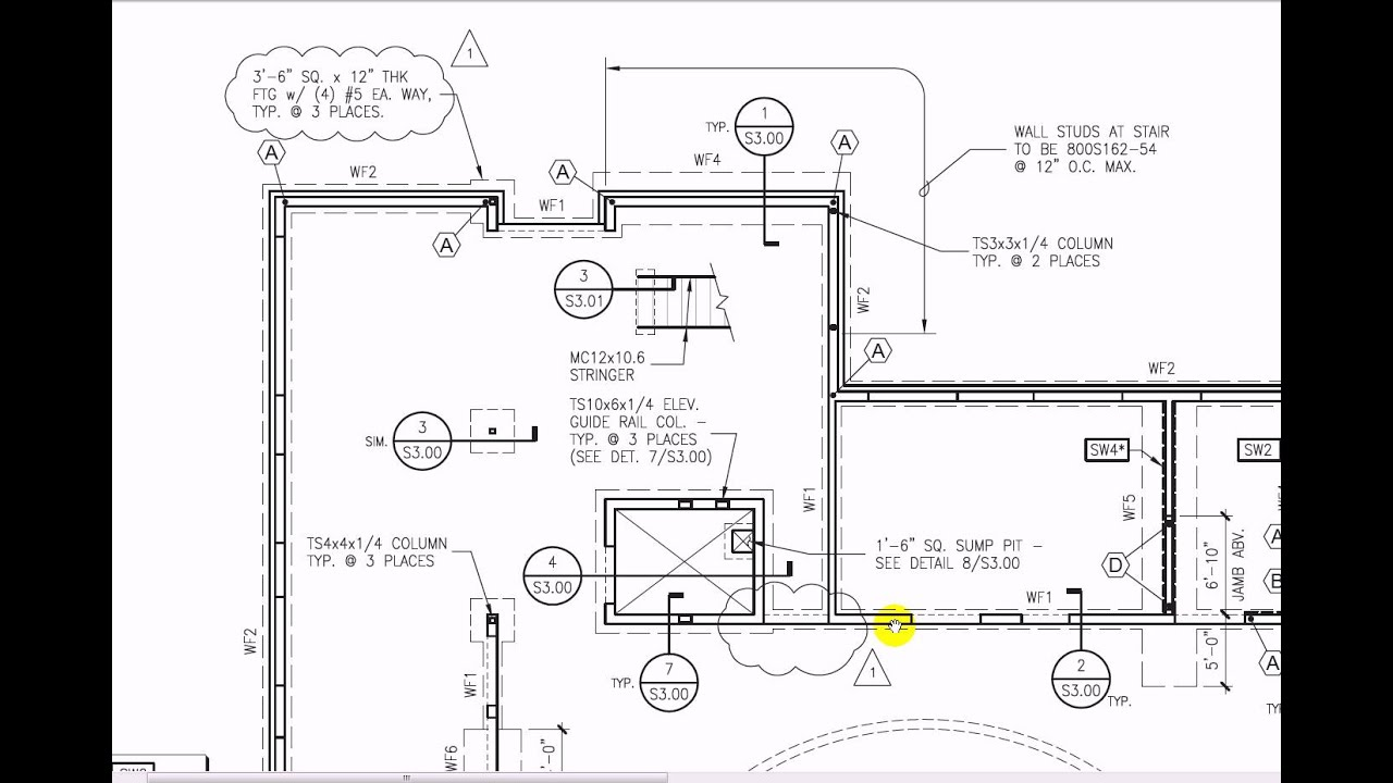 Electrical Drawing Notes