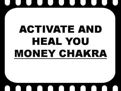 Chakras Meditation-How To Overcome Money And Finance