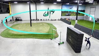Boomerang Trick Shots | Dude Perfect