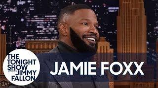 Watch Jamie Foxx Has Footage of Whitney Houston Singing Karaoke (Uncut Version) Video