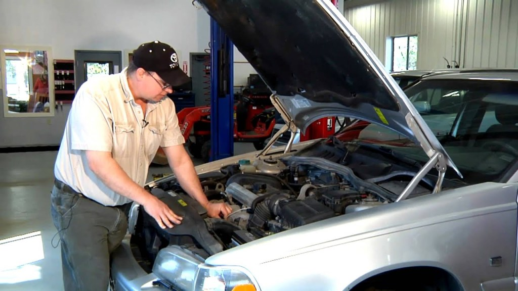 Car Stalling From An Oil Change Car Repair Tips Youtube