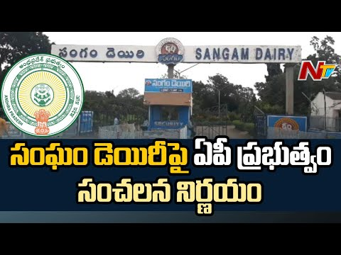 News Roundup - Sangam Dairy To Merge Into Guntur Milk Union
