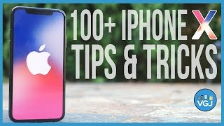 100+ Tips and Tricks for iPhone X. The Ultimate Guide in Less Than 30 minutes!