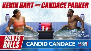 Kevin Hart + Candace Parker on the WNBA + Their Favorites   Cold As Balls   Laugh Out Loud Network