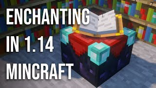 Watch This Before You Enchant in Minecraft 1.14