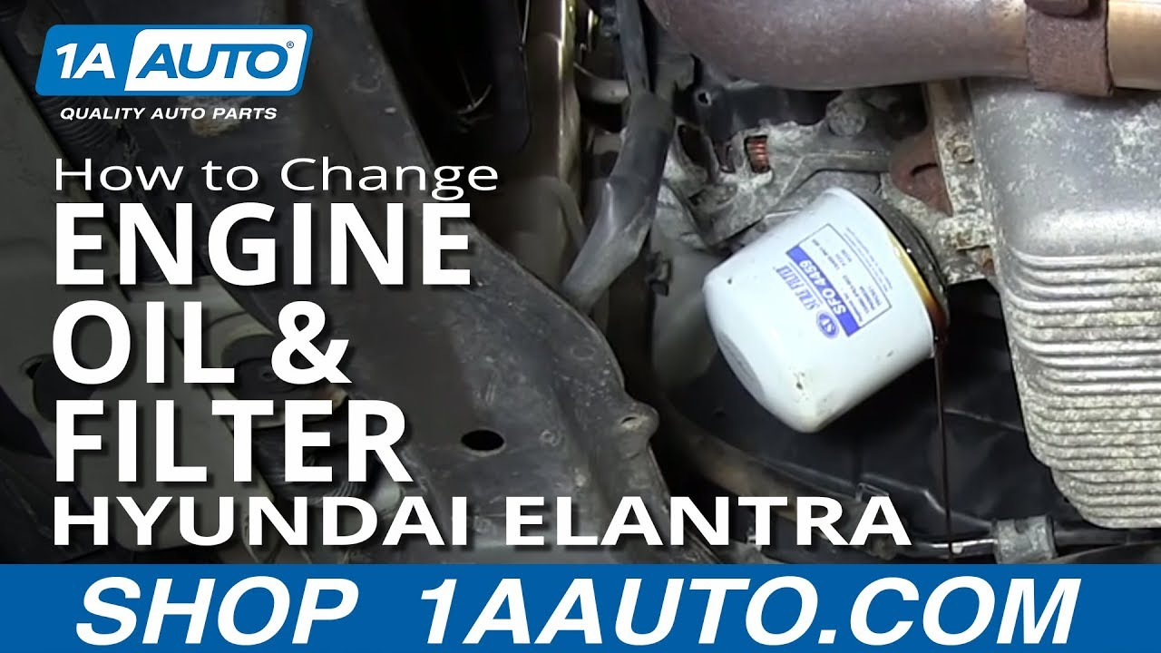 hight resolution of hyundai elantra oil filter location
