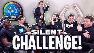 SIDEMEN SILENT CHALLENGE!
