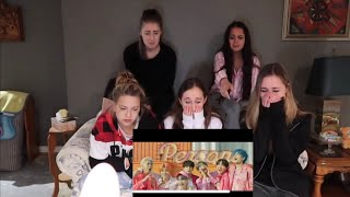 BTS BOY WITH LUV REACTION