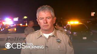 Sheriff describes ″horrific″ scene inside California bar after mass shooting
