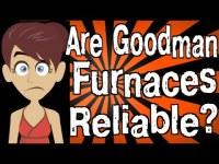 Goodman Furnaces