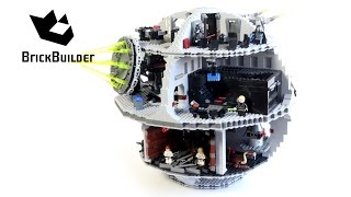 Lego Star Wars 10188 Death Star - Special for 100 million views!!!