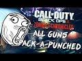 Black Ops 3: ″All Guns Pack-A-Punched″ - ZOMBIE CHRONICLES *LIVESTREAM* w/ Syndicate!