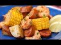 Cajun Shrimp Bake
