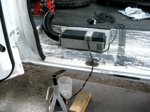 Caravan Trailer Wiring Diagram Webasto Air Top 2000 Diesel Heater Running In Hal The Van