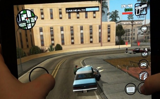 Grand Theft Auto San Andreas App Review For Ios Android