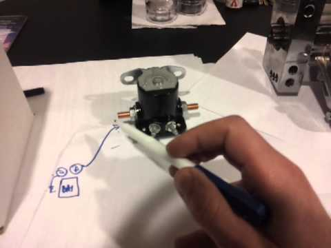 Harley 6 Pole Wiring Diagram Diy Starter Remote Mount Solenoid Easy Step By Step How To