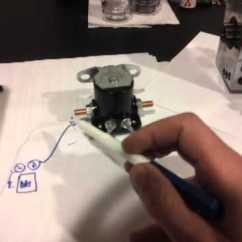 Remote Start Wiring Diagram Ford Ezgo Gas Golf Cart Diy Starter Mount Solenoid Easy Step By How To ...