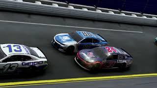 NASCAR Heat 3 Trailer