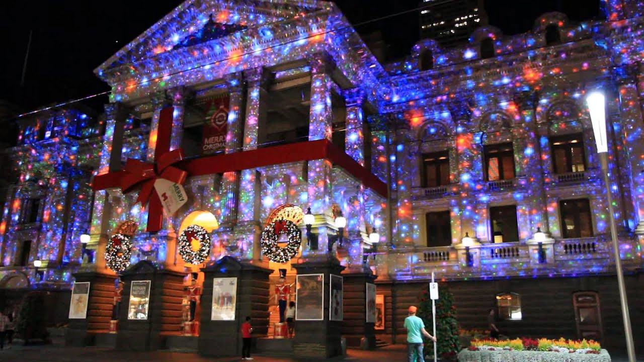 Laser Projector Christmas Lights