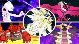 Download Pokémon Sun And Moon - Episode 78: Battle Tree