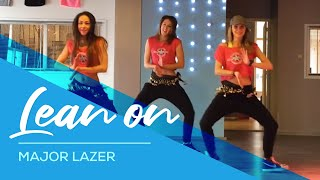 Lean On - Major Lazer - Easy Fitness Dance - Choreography