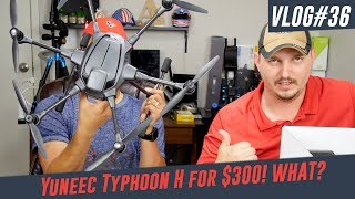 Yuneec Typhoon H for $300! WHAT?