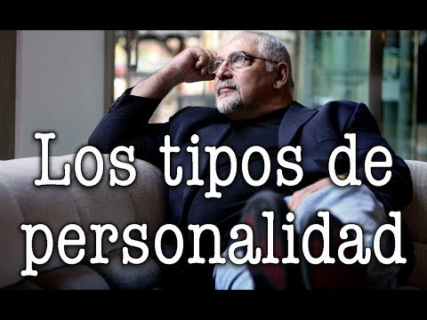 Jorge Bucay - Los tipos de Personalidad