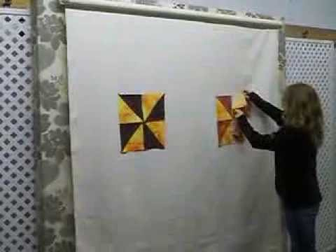 Quilt Design Wall Ideas