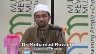 Doa Lepas Azan Yang Sahih - Dr Rozaimi Ramle