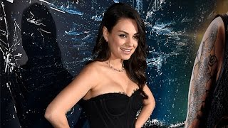 Mila Kunis Chops Off Her Long Locks and Debuts a Trendy Bob for Summer
