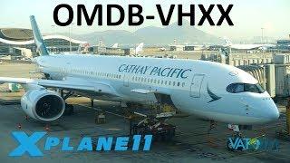X-Plane 11 | 10k Sub Celebration!!! | Kai Tak Approach! | A350 | VATSIM | GIVEAWAY!!! / Fun Games!!