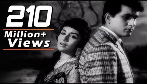 Download Music Lag Jaa Gale - Sadhana, Lata Mangeshkar, Woh Kaun Thi Romantic Song