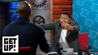 Michael Jordan-LeBron James debate between Jalen Rose and Jay Williams turns wild | Get Up! | ESPN