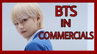 BTS in commercials (2014 - 2018)