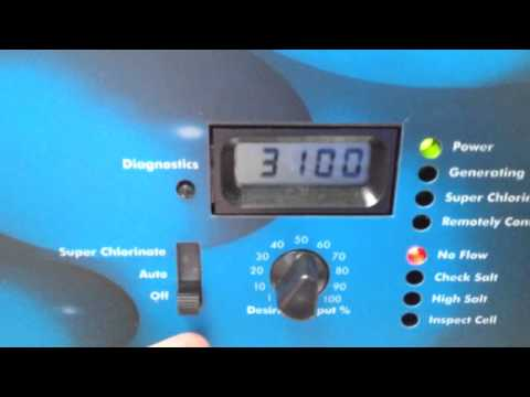 An Generator Wiring Diagram Goldline Aqua Rite Electronic Chlorine Generator Repair