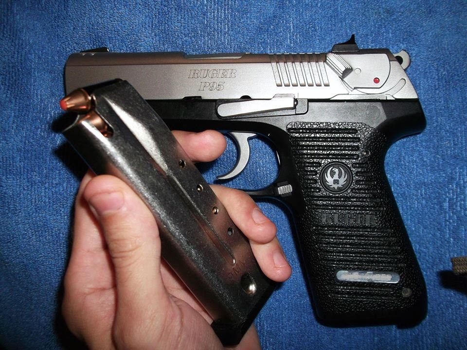 In Depth Review Ruger P95 9mm Luger