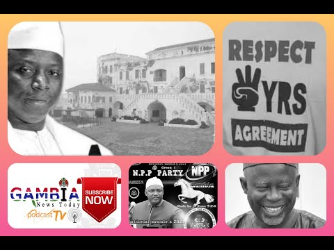 GAMBIA TODAY TALK 18TH JANUARY 2020