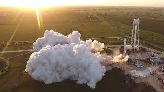 SpaceX   McGregor, TX
