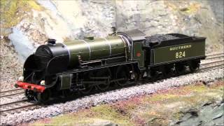 Hornby S15 DCC Sound, Smoke and Lights