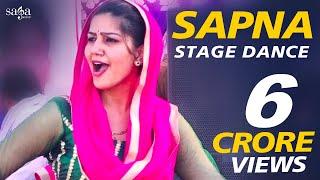 एक बार फिर सपना का धमाका । लाखों की भीड़ बेक़ाबू   Sapna Dance 2018   Haryanvi Songs Sapna Chaudhary